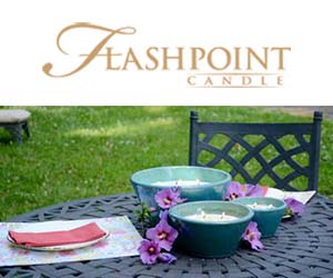 FlashPoint Candle